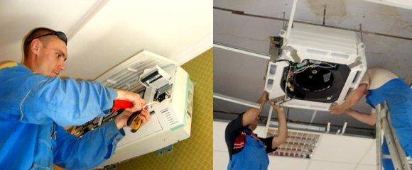 Установка кондиционеров при строительстве установка кондиционеры евпатория