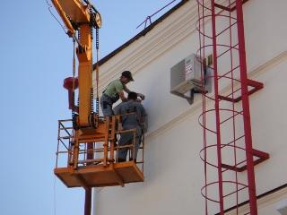 установка (монтаж) кондиционеров сплит систем под ключ